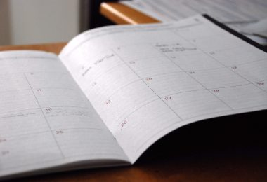 Datum im Lebenslauf, Kalender