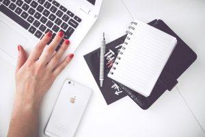 Bewerbung schreiben