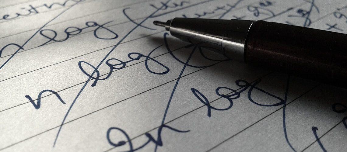 Bewerbungsmappe frei von Formfehlern © Saumya Rastogi