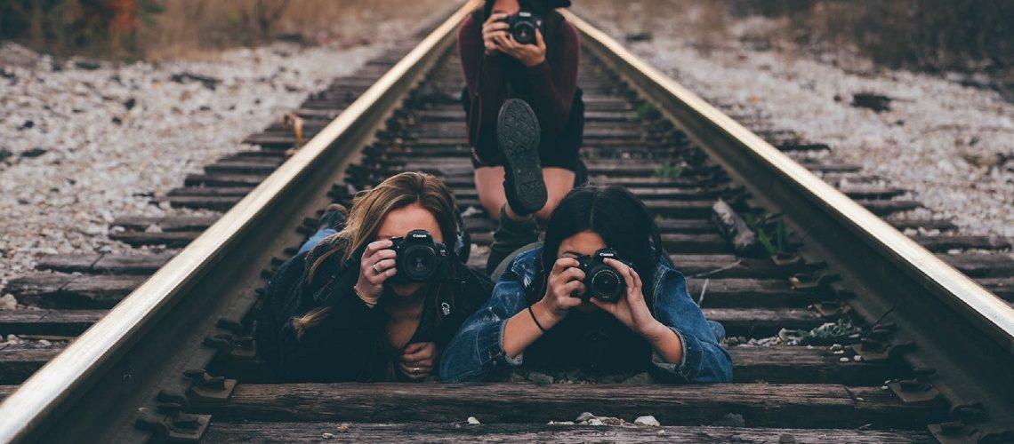 Fotografen für das Bewerbungsfoto © Seth Doyle