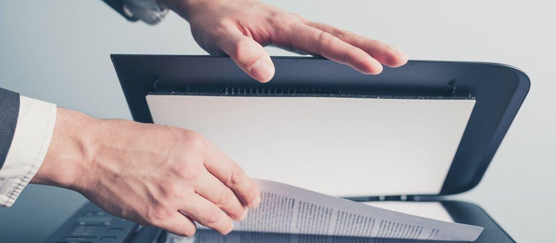 Das Richtige Kopieren Der Bewerbungsunterlagen