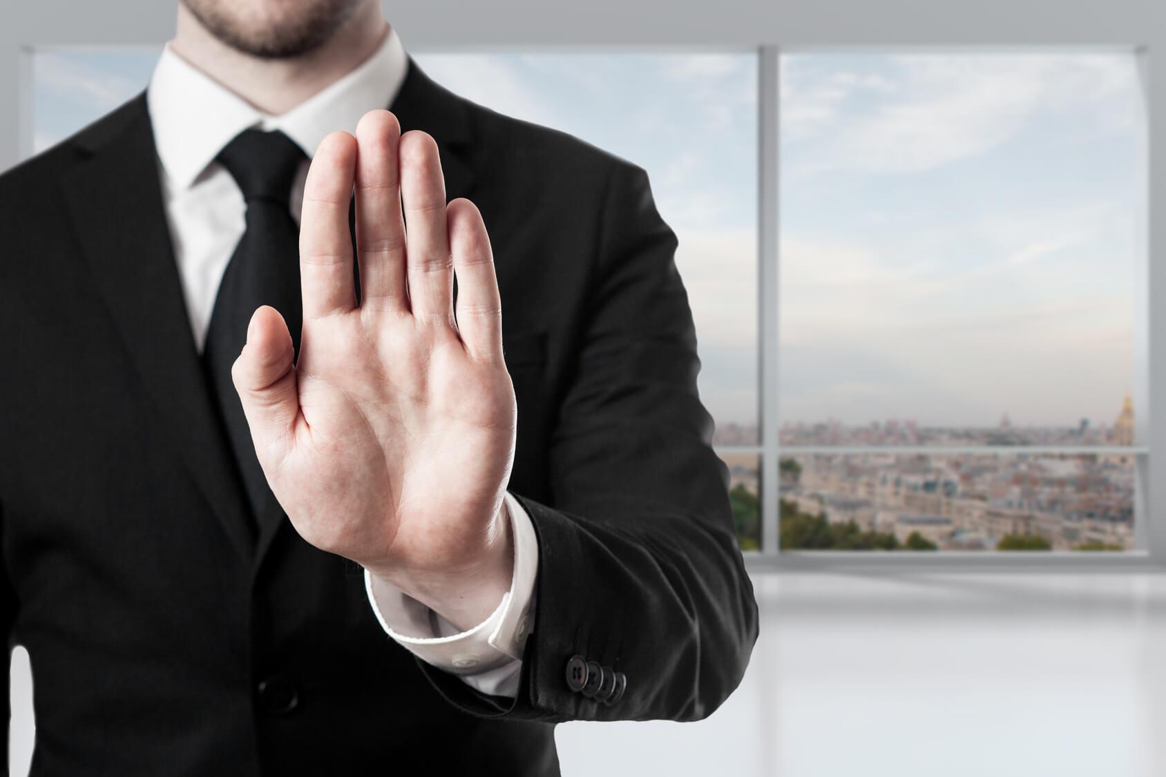 Absage Andersrum Ein Jobangebot Ablehnen Schneller Zur Stelle