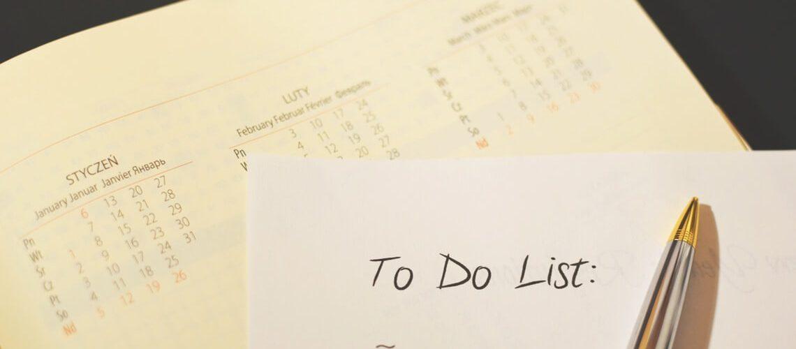 Checkliste für E-Mail Bewerbung