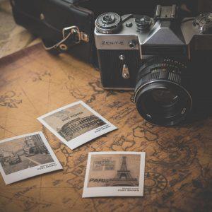 Reisen im Lebenslauf erwähnen
