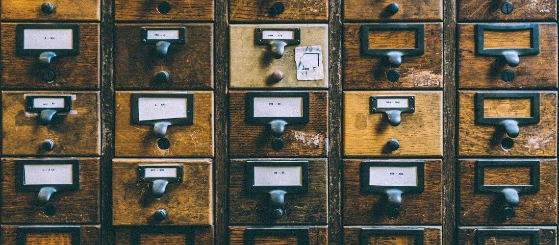 Viele Empfänger: Briefkästen