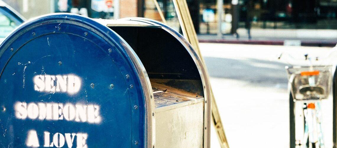 Ankunft der E-Mail-Bewerbung sicherstellen: Briefkasten