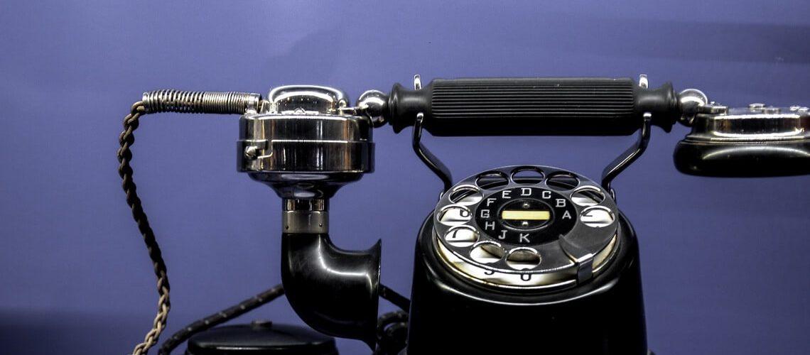 Telefoninterview: Telefon