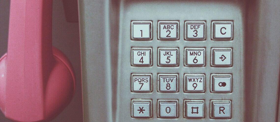 Anruf vor der Bewerbung © Markus Spiske_stocksnap.io