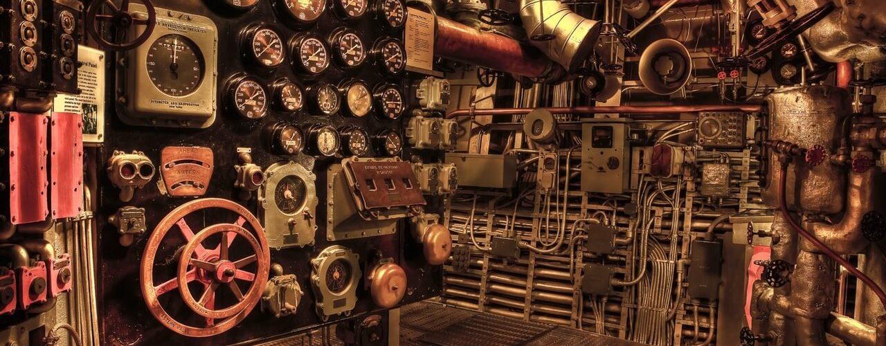 Mehr als Jobbörsen Jobsuchmaschinen: Blick in einen Maschinenraum