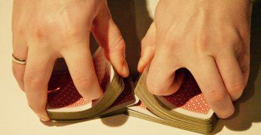 Trick hinter Stellenanzeigen: Vorschau eines Kartentricks