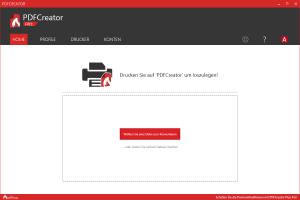 Screenshot - PDFCreator